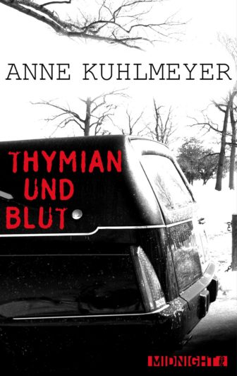 Thymian und Blut Kuhlmeyer Cover